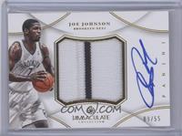 Joe Johnson /55