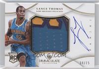 Lance Thomas /75