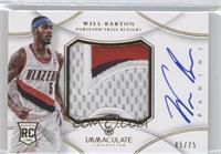 Will Barton /75