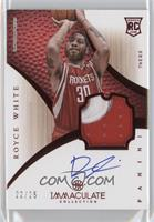 Royce White /25