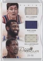 Bill Cartwright, Bob Lanier, Bill Laimbeer /99