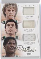 Kevin McHale, Larry Bird, Robert Parish /99