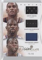 Jason Richardson, Steve Smith, Draymond Green /99