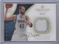 Kevin Love /42