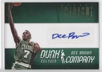 Dee Brown /20
