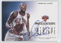 Herb Williams /299