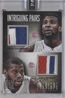 Greg Monroe, Andre Drummond /1 [ENCASED]