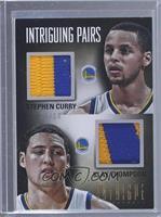 Stephen Curry, Klay Thompson /10