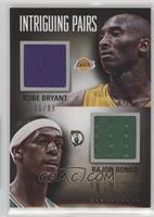Kobe Bryant, Rajon Rondo /99