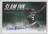 Dee Brown /199