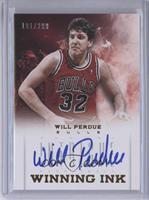 Will Perdue /299