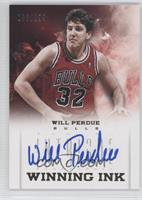 Will Perdue /299