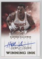 Hakeem Olajuwon /25