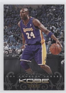2012-13 Panini Kobe Anthology - [Base] - Gold #187 - Kobe Bryant /24