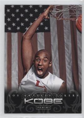 2012-13 Panini Kobe Anthology - [Base] #1 - Kobe Bryant