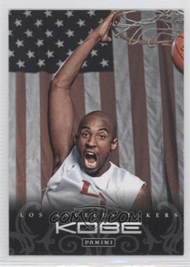 2012-13 Panini Kobe Anthology #1 - Kobe Bryant