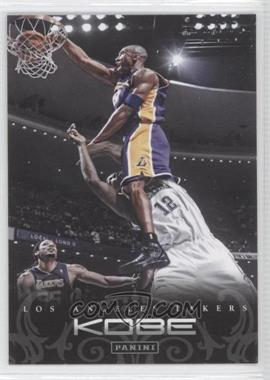 2012-13 Panini Kobe Anthology #100 - Kobe Bryant