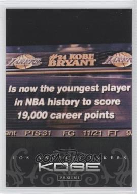 2012-13 Panini Kobe Anthology #141 - Kobe Bryant