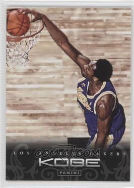 2012-13 Panini Kobe Anthology #15 - Kobe Bryant