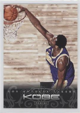 2012-13 Panini Kobe Anthology #15 - Kobe Bryant