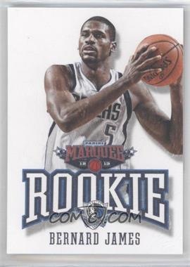 2012-13 Panini Marquee - [Base] #433 - Bernard James