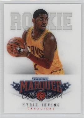 2012-13 Panini Marquee #471 - Kyrie Irving