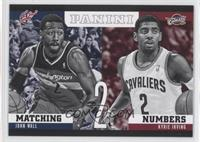 John Wall, Kyrie Irving