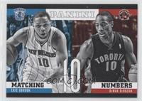 Eric Gordon, DeMar DeRozan