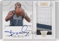 Group I Rookies 2011 Rookies - Derrick Williams /199