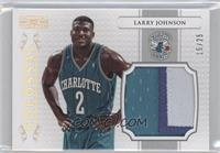 Larry Johnson /25