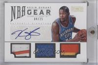 Kevin Durant #4/25