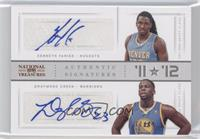 Draymond Green, Kenneth Faried /49