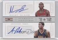 Austin Rivers, Nolan Smith /99