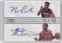 Marquis Teague, Norris Cole /99