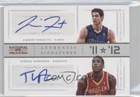 Jimmer Fredette, Thomas Robinson /49
