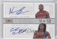 Chris Copeland, Nolan Smith /99