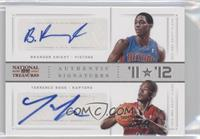 Brandon Knight, Terrence Ross /99