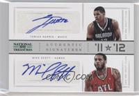 Mike Scott, Tobias Harris /10