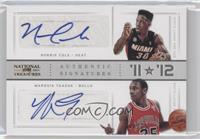 Marquis Teague, Norris Cole /25