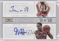 Jan Vesely, John Henson /25