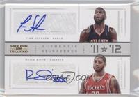 Ivan Johnson, Royce White /25