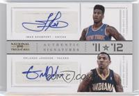 Iman Shumpert, Orlando Johnson /25