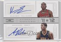 Austin Rivers, Nolan Smith /49