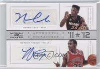 Marquis Teague, Norris Cole /49