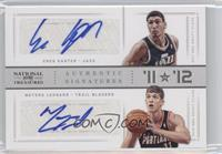 Enes Kanter, Meyers Leonard /49