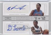 Brandon Knight, Doron Lamb /25