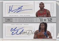 Chris Copeland, Nolan Smith /49