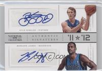 Bernard James, Kyle Singler /49