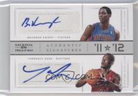 Brandon Knight, Terrence Ross /49