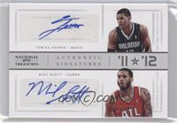 Mike Scott, Tobias Harris /49